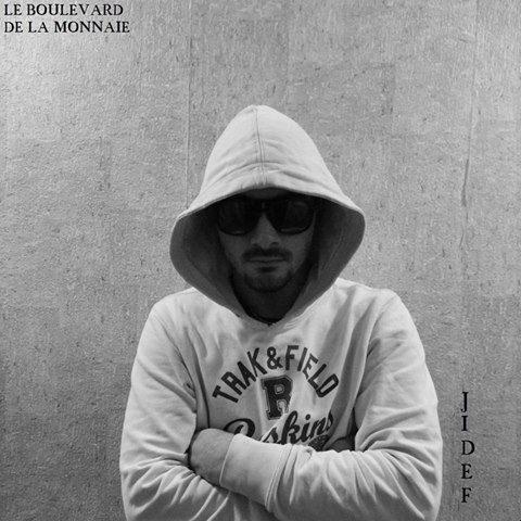 JIDEF,  le nouveau visage de la musique rap français